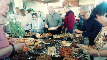 ארוח משלחת קהילתית מארה״ב