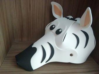 Chapéu Zebra