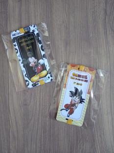 Marcador de páginas Mickey e DragonBall