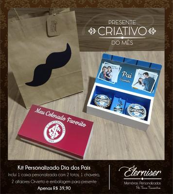 Kit Personalizado Dia dos Pais