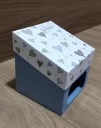 Caixa diagonal