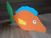 Chapéu peixe