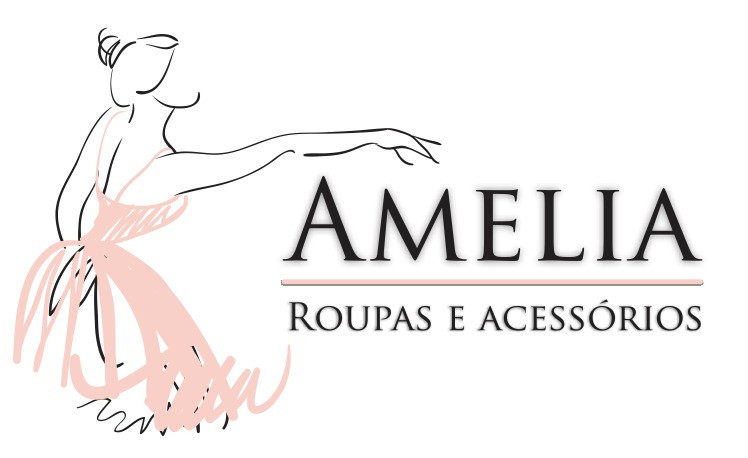 Marca para loja de roupas e acessórios