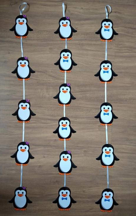 Móbile pinguins