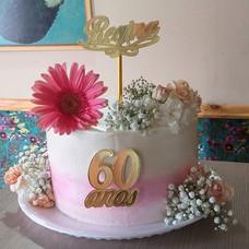 86Topo de bolo em lamicote dourado