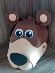 Chapéu Urso