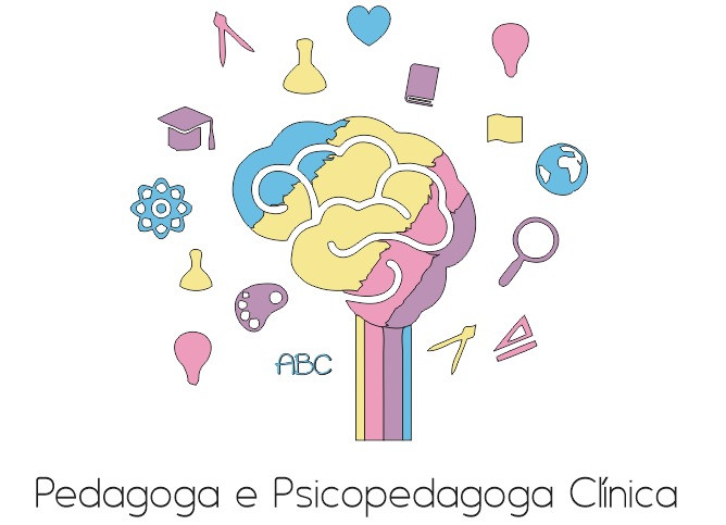 Marca pedagoga e psicopedagoga