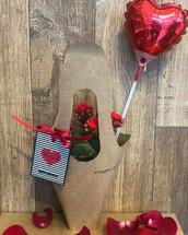 Sacola personalizada para flores
