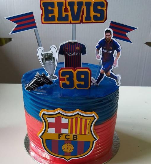 Topo de Bolo Barcelona