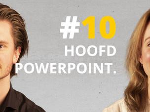 #DNRpodcast 10 | Hoofd PowerPoint.