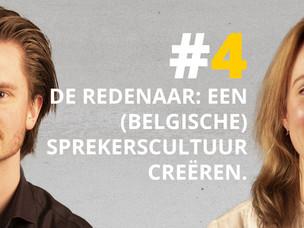 #DNRpodcast 4 | De Redenaar: een (Belgische) spreekcultuur creëren.