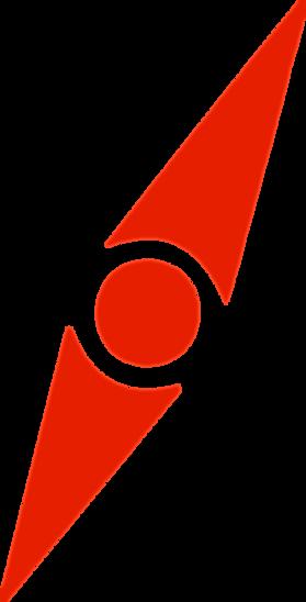 Logo IFIC rouge compas