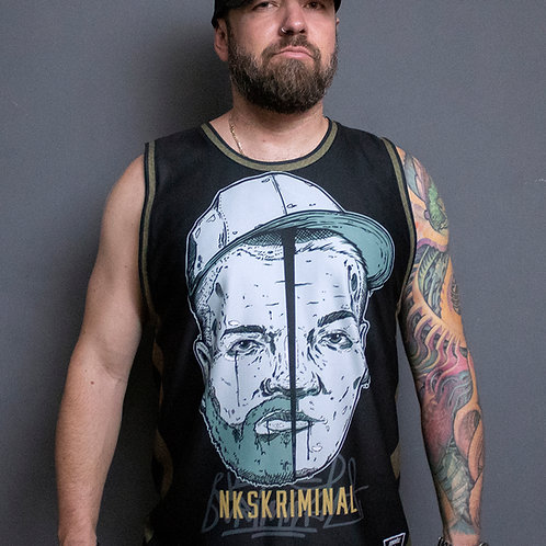 NKS Two Faces Of Underground Tanktop