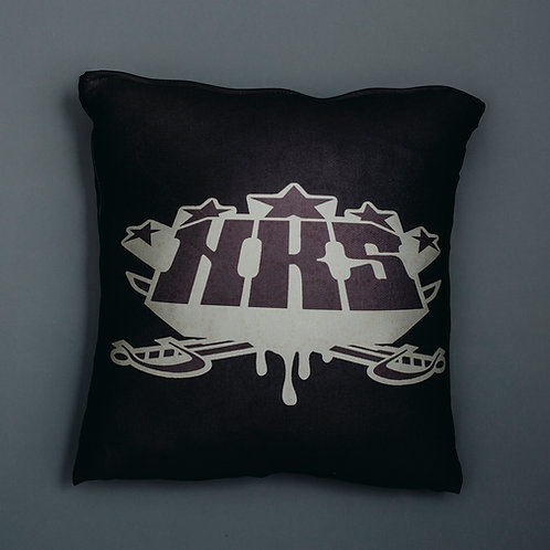 NKS x Grindrise F#ck Police Pillow