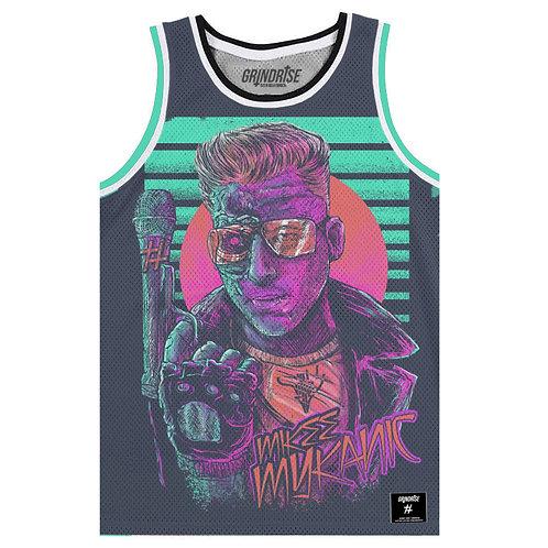 Mikee Mykanic Neon Tank