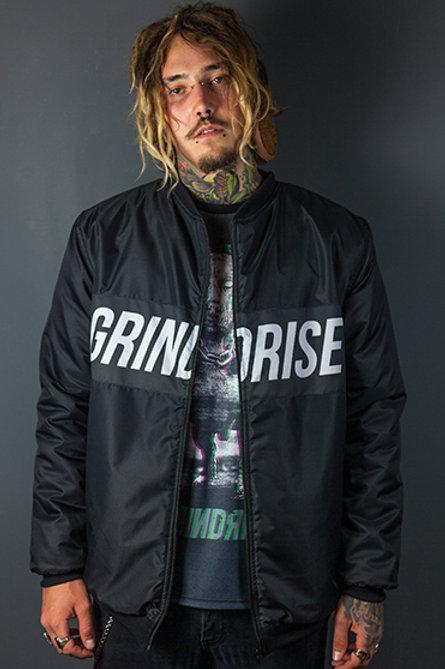 Grindgoat Varsity Jacket