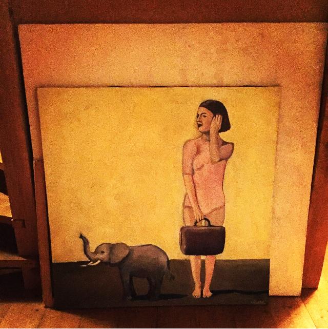 L`éléphant
