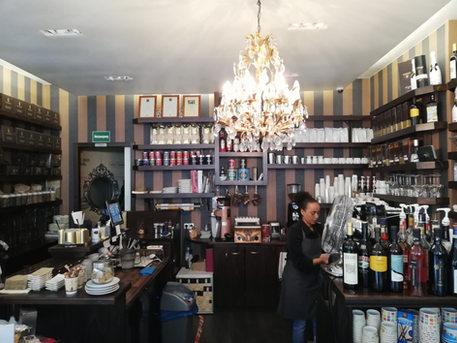 Unserem Kaffehaus