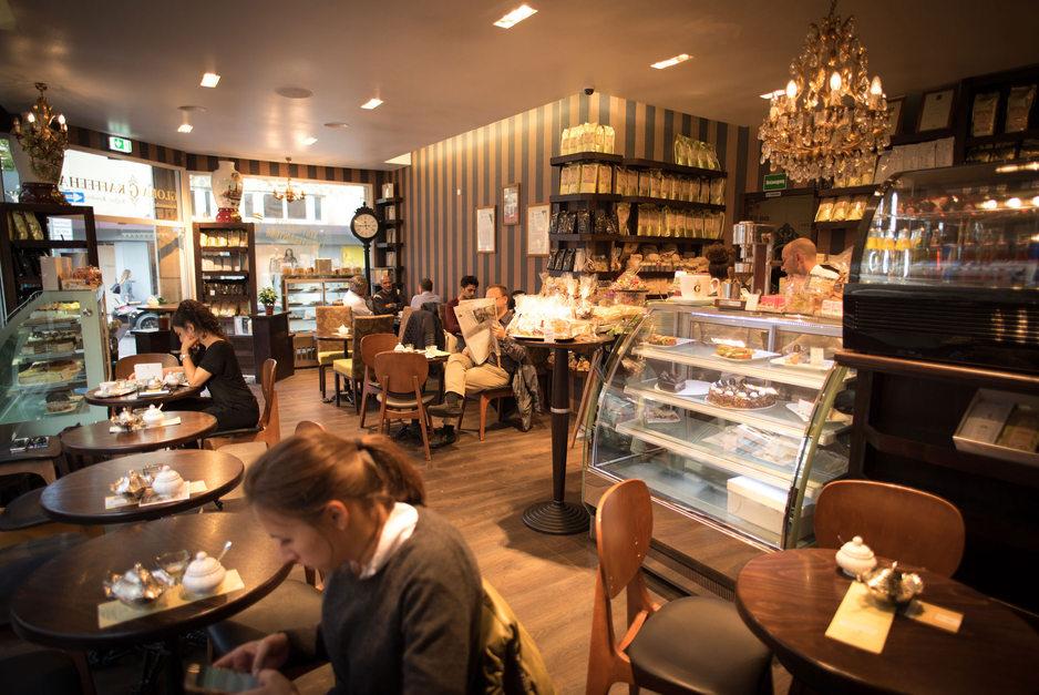Calwer Strasse Kaffeehaus