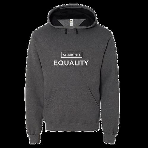 Equality - Dark Grey Hoodie