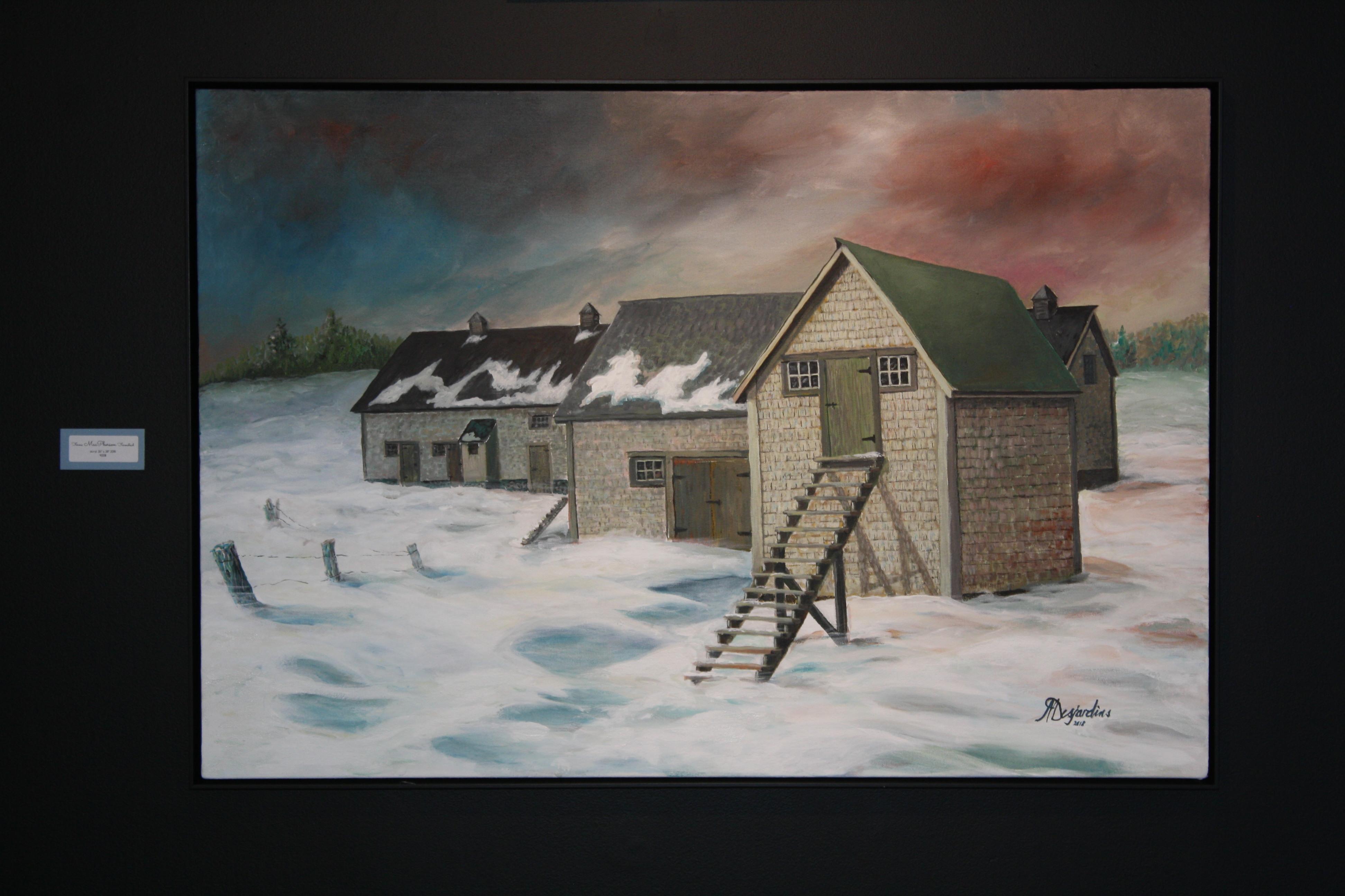 'Ferme McPherson Farmstead'