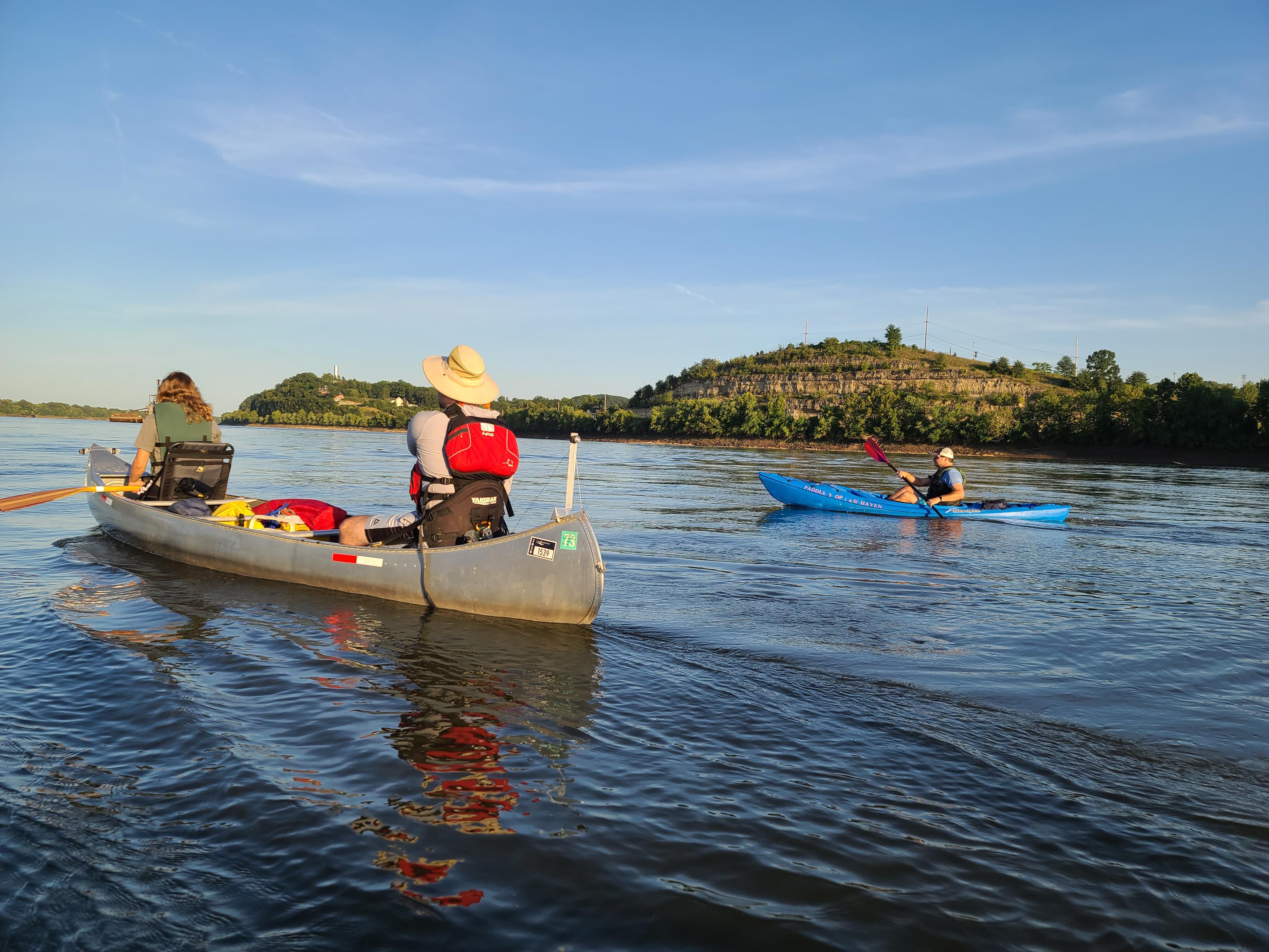 Intro to Missouri River Paddling Class
