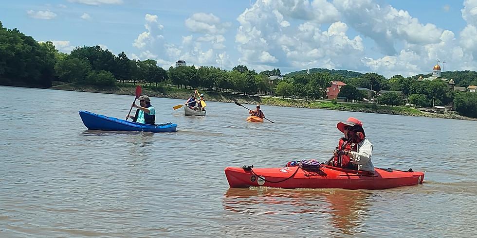 Intro to Missouri River Paddling