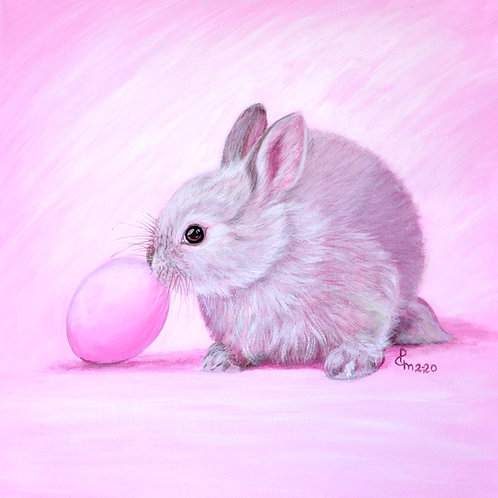 Easter Bunny - PINK
