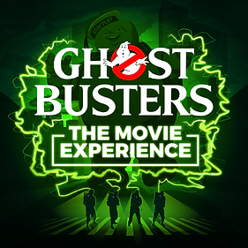 Ghostbusters - The Movie Experience - Sq