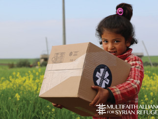 Humanitarian Relief | 537 Families Served in Northwest Syria