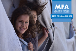 2019 MFA Report | Message from Founder and Executive Director
