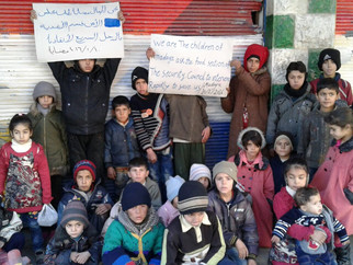 Madaya: Portrait of a Syrian Town Under Siege
