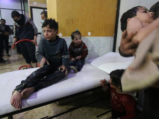 MFA Statement on the Chemical Attack in Douma