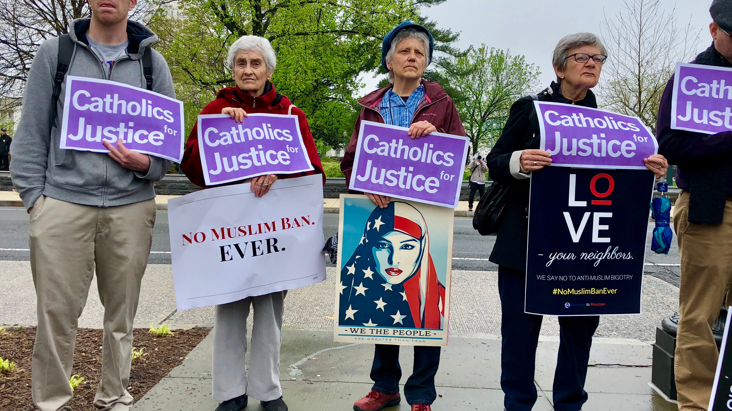 Catholics for Justice Activists