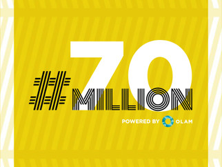 World Refugee Day- MFA partners with Olam for #70Million Campaign