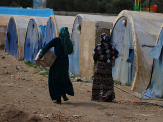 Maternal and Women's Health Crisis in Syria
