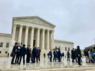 Supreme Court hears oral arguments on travel ban