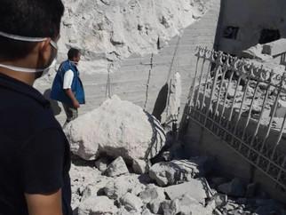 UN Statement on Attacks on Civilians in Idlib