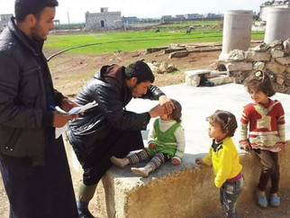 Syrian Voices | Faisal al-Mohammad