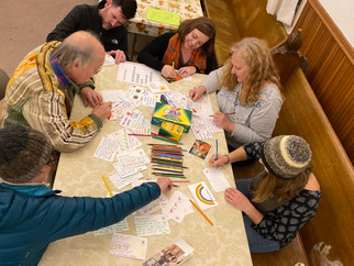 Host a Postcard Writing Event for Syrian Refugees