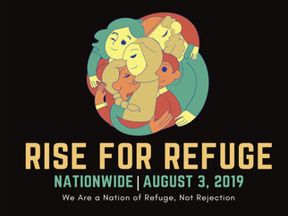 Call To Action | Refugee Resettlement Day of Action on August 3