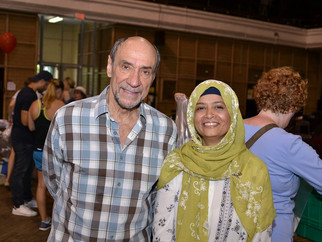 Press Release- Faith and Heart: Uniting to Help Syrian Refugees Volunteer Event