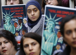 Announcement that the refugee resettlement program for 2021 will hit an all time low.