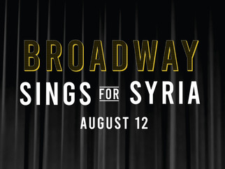 Broadway Sings for Syria