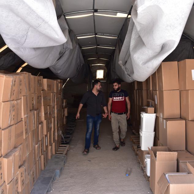 CAIU4429783 GlobalMedic Distribution to