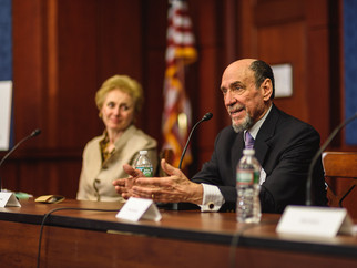 Press Release: Acclaimed Actor F. Murray Abraham Appeals to Congress on Syrian Refugee Crisis