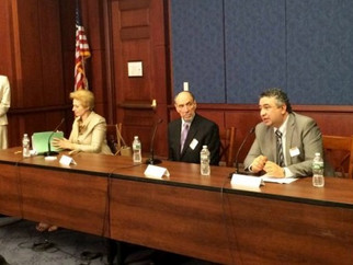 Syrian Refugee at Congressional Briefing: Israeli Aid is Helping, But More Needed from West
