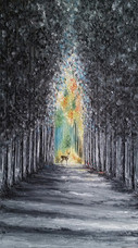 SOLD - The Road Less Travelled