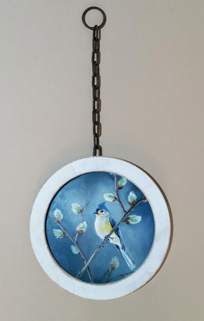 Blue Titmouse - $165