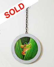 SOLD - Jester Frog